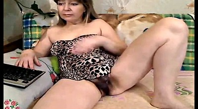 Russian mature, Mature webcam