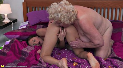 Taboo, Granddaughter, Old and young lesbians