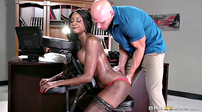 Office milf, Diamond jackson, Ass worship