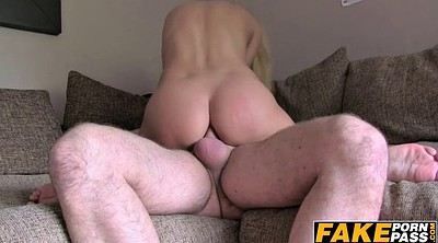 Eva, Shooting, Blonde blowjob