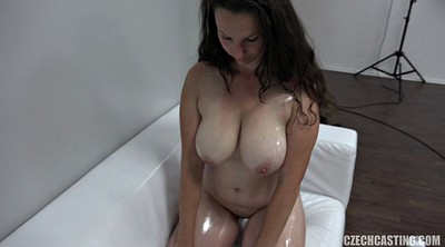Mature casting, Busty matures