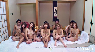 Japanese group, Lucky, Asian guy