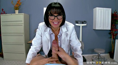 Veronica avluv, Gloves, Big tits milf, Veronica, Gay doctor, Avluv