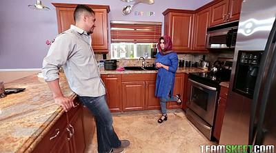 Arab teen, Job