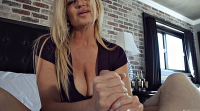 Handjob, Pov blond ride