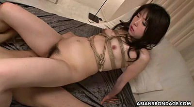 Tied tits, Aoi, Riding creampie