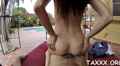 Public agent, Nude, Teen casting