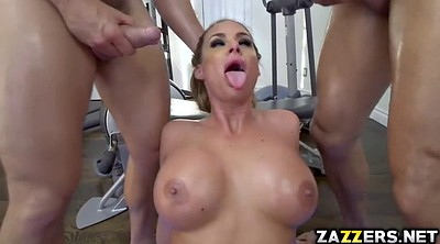 Monster cock, As big, Monster anal, Monster cock anal, Two cock, Monster tits