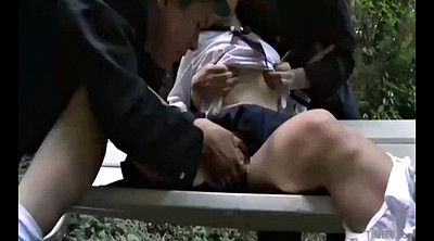 Japanese public, Asian handjob, Asian public, Group japanese