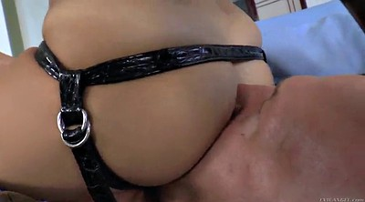 Pegging, Sucking dildo, Strap on, Strap