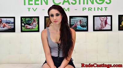 Teen casting, Bdsm anal, Anal casting amateur