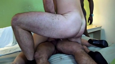 Threesome, Mmf, Double creampie