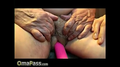 Homemade masturbation, Grandmas