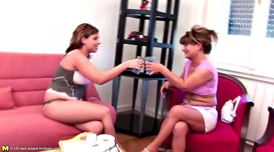 Pissing lesbian, Granny pissing, Young couple, Mature pissing