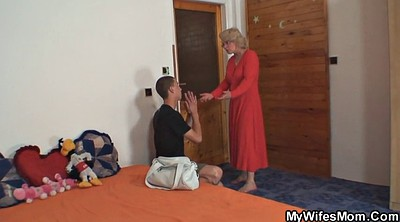 Granny boy, Secretly, Mature boy, Fuck boy