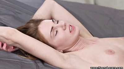 Morning, Teen creampie, Small creampie