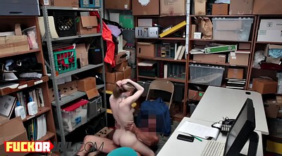 Police, Office, Small dick
