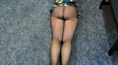 Pantyhose mature