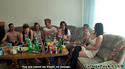 Drunk, Group sex orgy