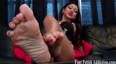 Foot, Toes, Toe sucking