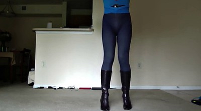Skinny, Leggings, Legs, Crossdress