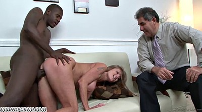 Fuck, Wife interracial, Wife watches, Wife black, Watching wife fuck, Husband watching wife