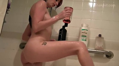 Shaking, In the shower