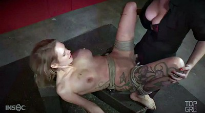 Bdsm, Femdom tied, Torn, Tied toyed, Degrading, Degraded