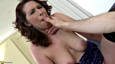 Taboo, Mature and young, Old granny, Young and mature, Milf mom
