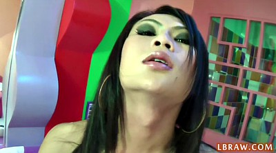 Asian gay, Asian shemale, Shemale creampie, Pov creampie, Shemale anal