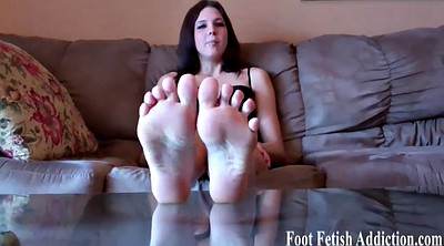 Feet pov, Goddess