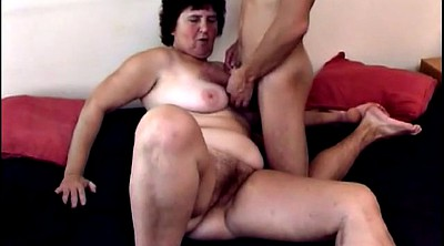 Hairy granny, Mature hairy