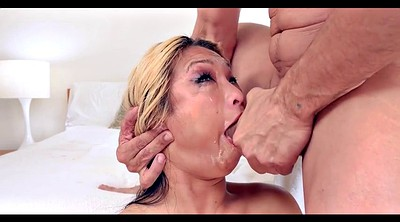 Asian anal, Throat