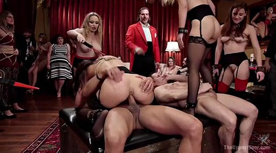 Tied, Group, Tied up, Submissive