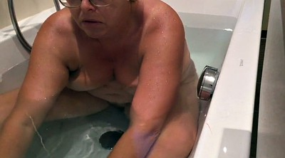 Bath, Mature caught, Hidden shower, Voyeur shower