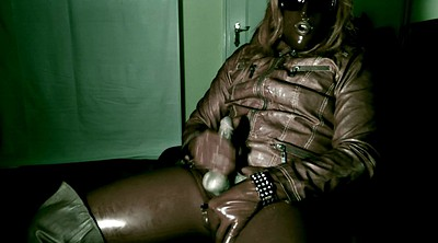 Red, Leather, Milked