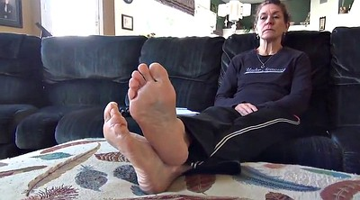 Foot, Feet mature, Mature feet