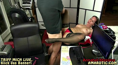 Nylon, Annabelle, Nylon cock, German amateur