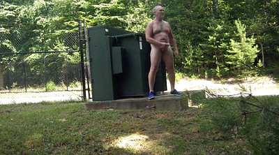 Public masturbation, Gay in public, Cum public