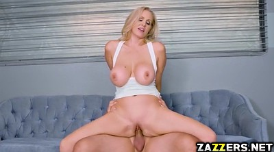 Julia ann, Step mom, Julia ann mom, Really, Mom blowjob, Lock