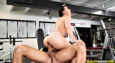 Hot mom, Fuck mom, Rachel starr, Ramone, Mom hot, Gym mom
