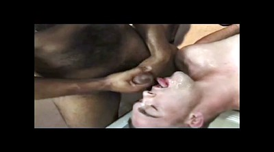 Shower, Black gangbang, Public shower, Public fuck, Black on white
