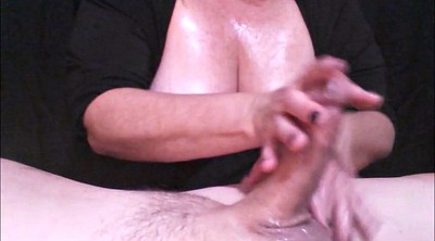 Handjob, Wife massage