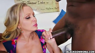 Julia ann, Black and ebony, Ebony milf