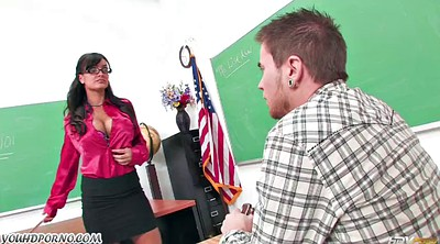 Lisa ann, Class, Private, Lesson, Education, Sex education