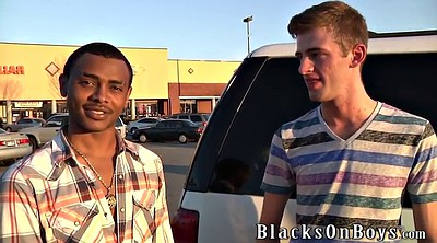 Black gay, First black cock