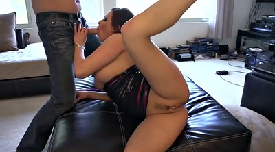 Big tits, Tory, Dp brunette