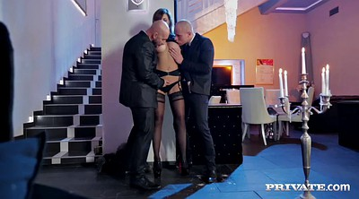 Double penetration, Anna polina, Two