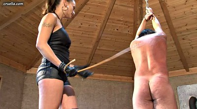 Whipping, Spanked hard, Femdom whipping