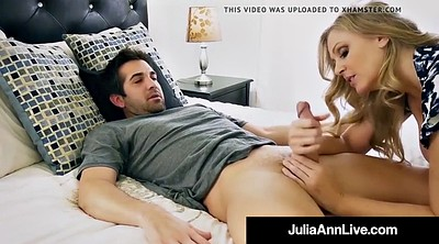 Julia ann, Julia, Mother son, Julia ann milf, Young mother, Step son